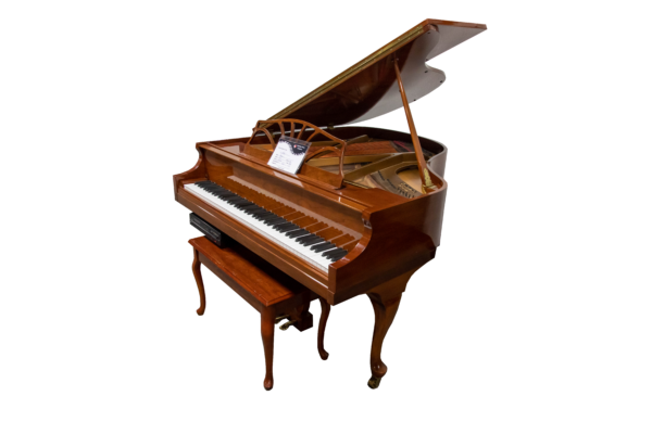 Baldwin Baby Grand with player system
